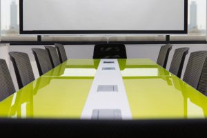 Green-Conference-Table