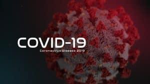 Coronavirus Disease 2019 Rotator Graphic for af.mil.